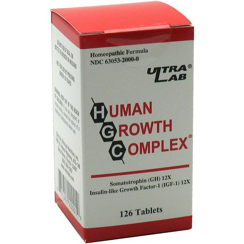 Beast Sports Nutrition HGC Human Growth Complex Homeopathic Tablets