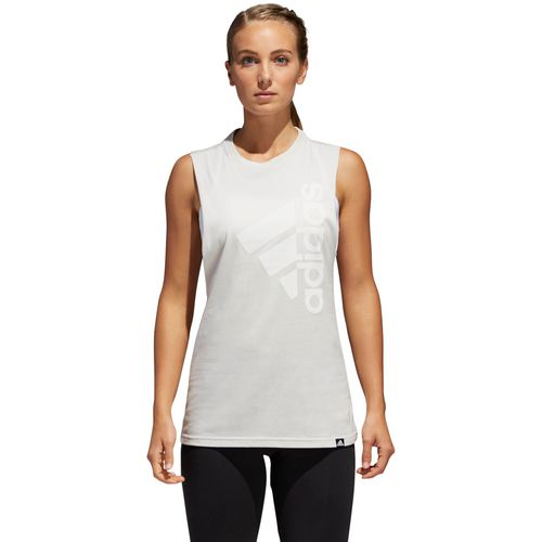 adidas Women's Bos Muscle Hack Training Tank Top - view number 2