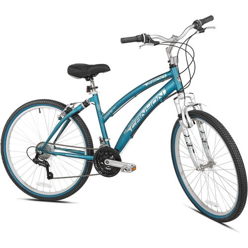 Display product reviews for Ozone 500 Women's Black Canyon 26 in 21-Speed Bicycle