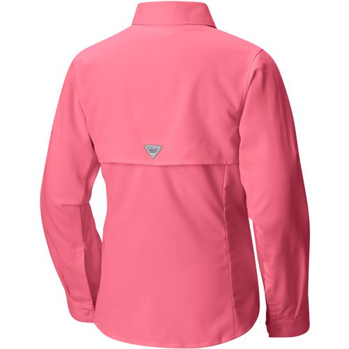 Columbia Sportswear Girls' Tamiami Long Sleeve Shirt - view number 2