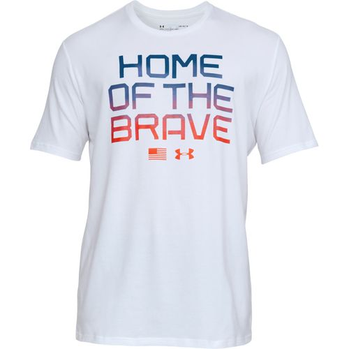 Under Armour Men's USA Home of the Brave T-shirt