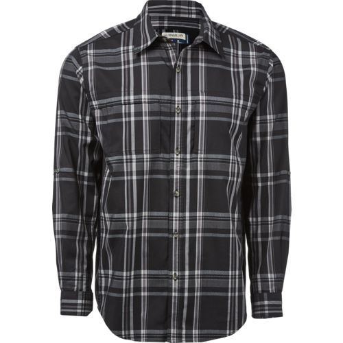 Display product reviews for Magellan Outdoors Men's Backpacker Trail Long Sleeve Plaid Shirt