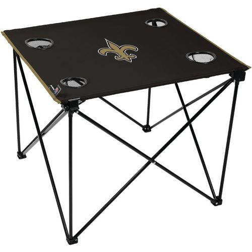 Rawlings New Orleans Saints Deluxe Tailgate Table