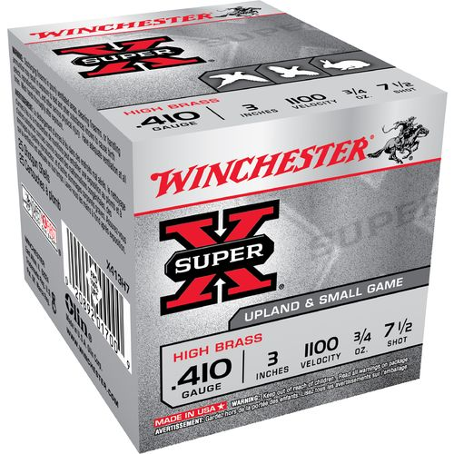 Display product reviews for Winchester Super-X Game Load HS .410 Shotshells