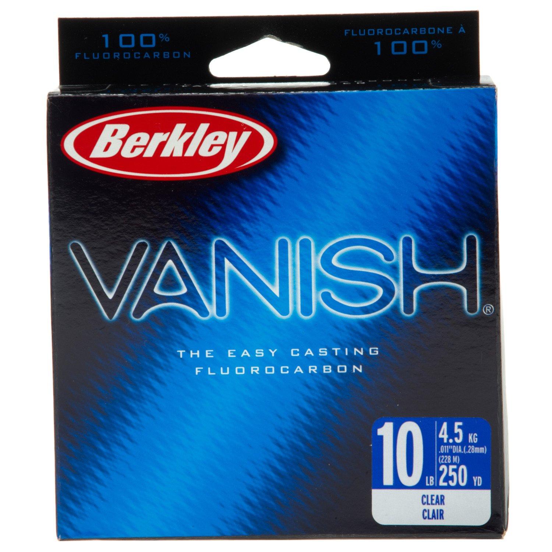 Berkley® Vanish® 250-Yard Fishing Line