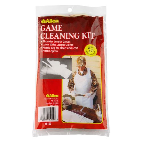 Allen Company Game Cleaning Kit