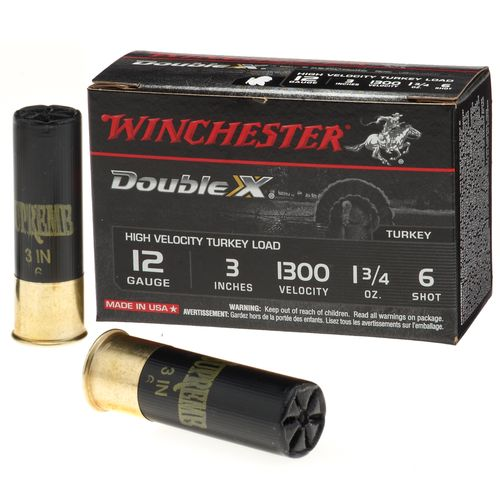 Winchester Supreme® 12 Gauge Turkey Load Shotshells