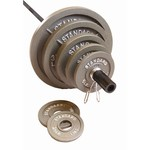 CAP Barbell 300 lb. Olympic Weight Set