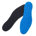 Sof Sole® Men's Size 8 - 12 Massaging Gel™ Insoles