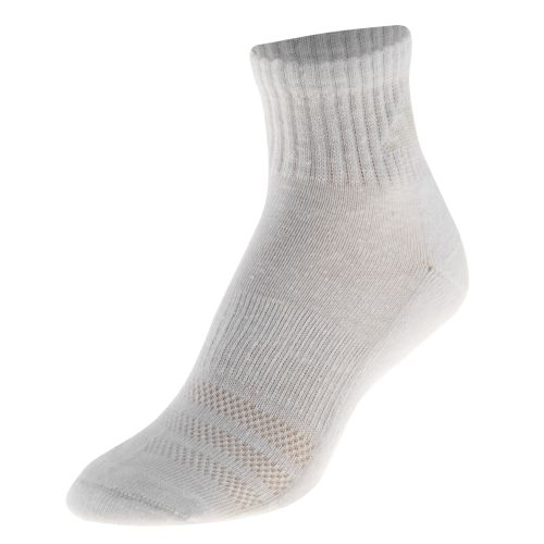 Image for adidas Women's Cushioned Variegated Quarter Socks 3-Pack from Academy