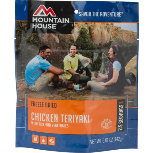 Mountain House® Chicken Teriyaki with Rice