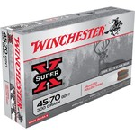 Winchester Super-X® .45-70 Government 300-Grain JHP Centerfire Rifle Ammunition