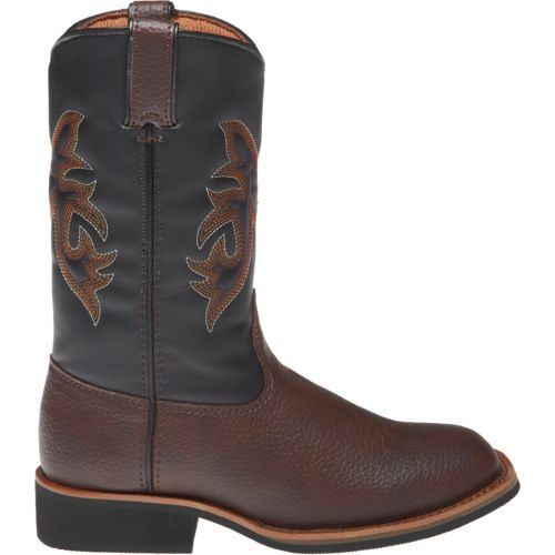 Display product reviews for Austin Trading Co.™ Youth Ace Western Boots