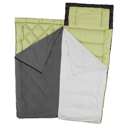 Display product reviews for Coleman® Adults' Outdoor Signature Gear Multicomfort Sleeping Bag
