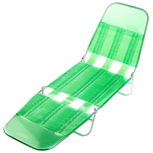Image for O'Rageous Vinyl Strap Lounger from Academy