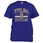 Russell Athletic™ Men's University of Tulsa Athletic Crew Neck T-shirt