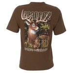 Academy Adults' Deer Graphic T-shirt