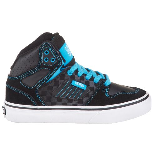 Vans Boys' Allred Mid Athletic Lifestyle Shoes