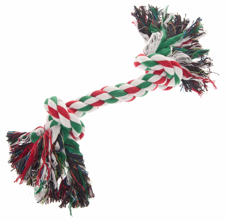 Rascals® Extra-Large 2-Knot Rope Dog Toy