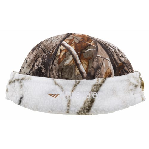 Whitewater Men's Realtree AP/Realtree AP Snow Reversible Sherpa Hat