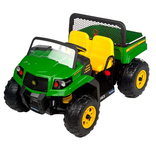 Peg Perego John Deere Gator XUV 550 12V Ride-On