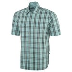Magellan Outdoors™ Men's Short Sleeve Plaid Poplin Shirt