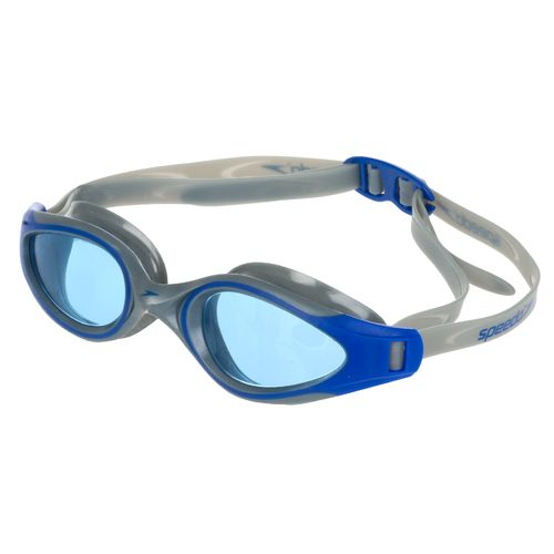 Speedo Adults' Team Speedo Hydrostream Rocker Swim Goggles