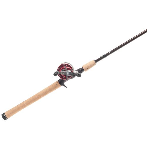 Abu Garcia® BCX 5600 All Star Graphite Series 7' M Freshwater/Saltwater Baitcast Rod and Re