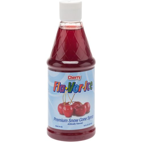 Fla-Vor-Ice Cherry Snow Cone Syrup
