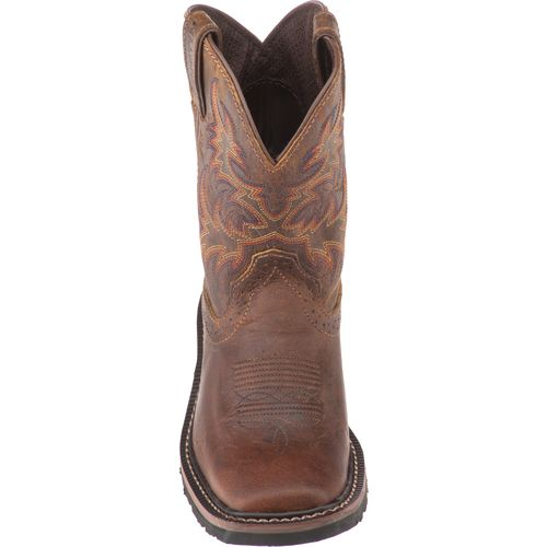 Justin Kids' Rugged Buffalo Boots - view number 5