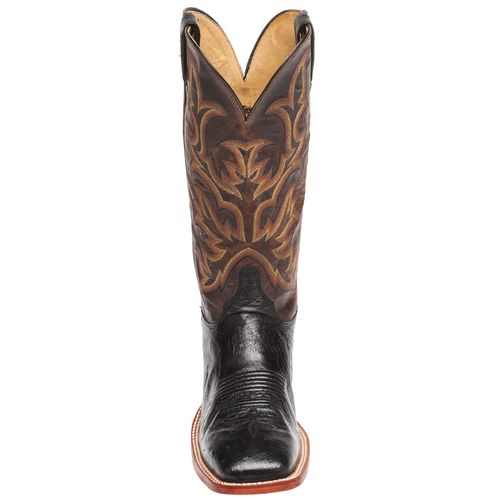 Justin Men's Exotics Smooth Ostrich Western Boots - view number 6