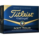 Titleist NXT Tour Golf Balls 12-Pack