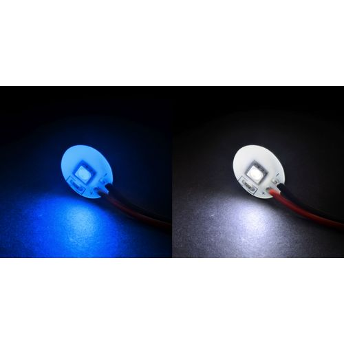 No Limits  LED Stick-On Micro Lights 2-Pack