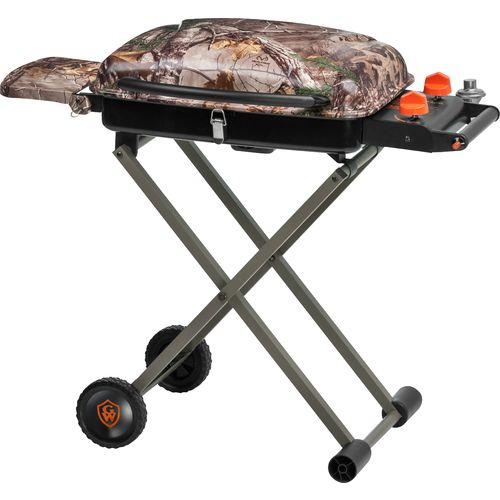Outdoor Gourmet  Realtree Xtra  2-Burner Propane Hunter s Grill