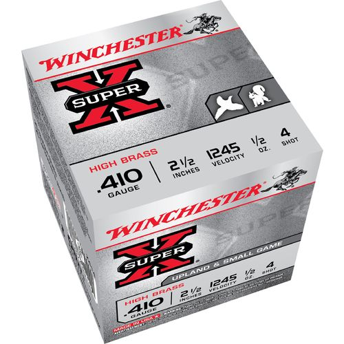Winchester Super-X Game Load HS .410 Load Shotshells - view number 2