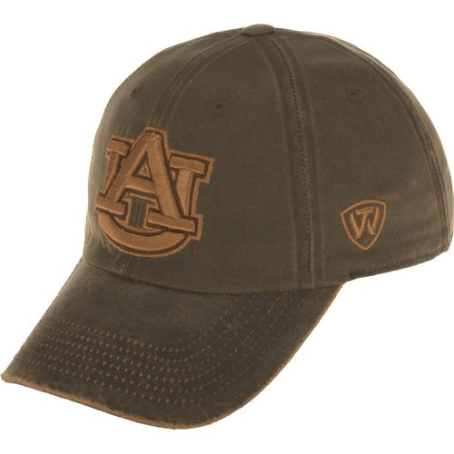 Top of the World Adults' Sienna Adjustable Auburn Baseball Cap - view number 1