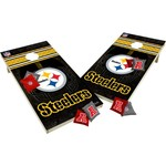 Wild Sports Tailgate Toss XL SHIELDS Pittsburgh Steelers - view number 1