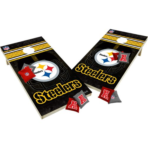 Wild Sports Tailgate Toss XL SHIELDS Pittsburgh Steelers