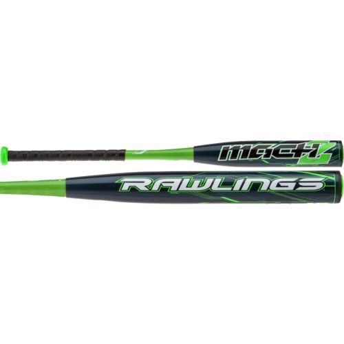 Rawlings Youth Mach2 Composite Baseball Bat -10 - view number 1