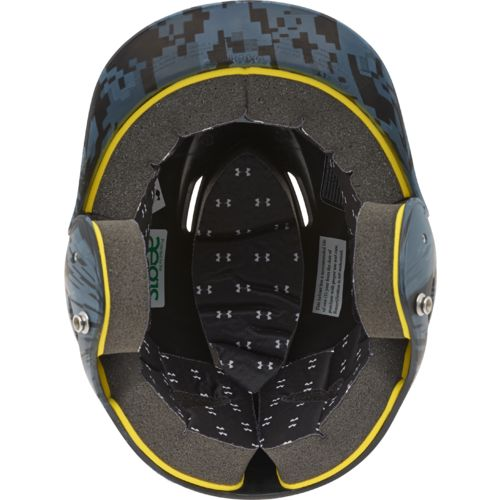 Under Armour® Adults' Digital Camo Batting Helmet - view number 3