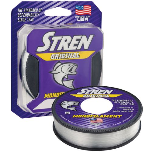 Display product reviews for Stren® Original™ 1,000 yards Monofilament Fishing Line