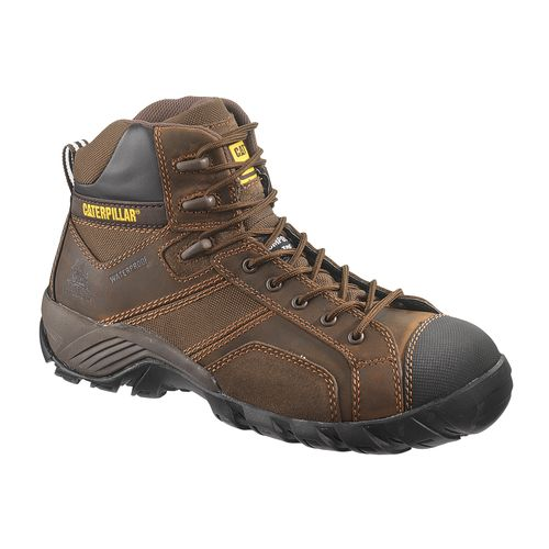 Cat Footwear Men's Argon Hi Composite-Toe Work Boots
