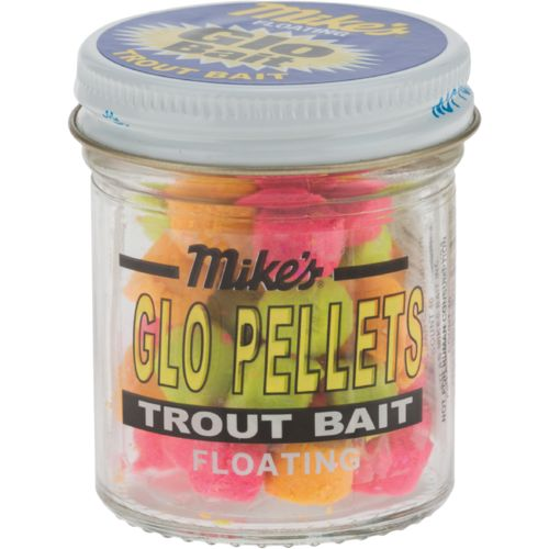 Mike's Floating Glo Pellets Trout Baits 40-Pack