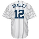 Majestic Men's New York Yankees Chase Headley #12 Cool Base® Replica Jersey