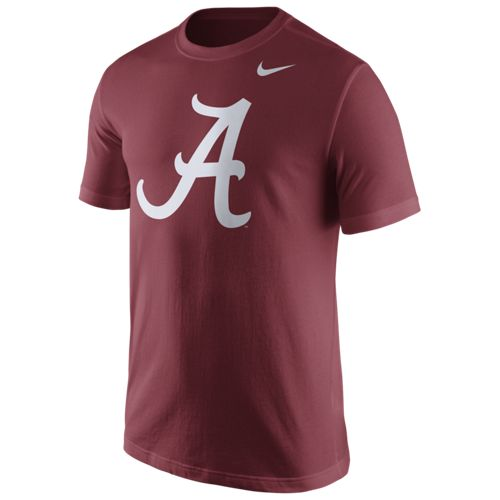 Nike Men's University of Alabama Logo T-shirt