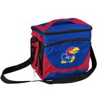 Logo Chair University of Kansas 24-Can Cooler
