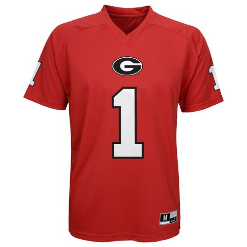 NCAA Toddlers' University of Georgia #1 Performance T-shirt