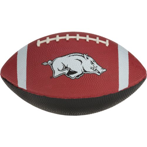 Rawlings® University of Arkansas Hail Mary Youth-Size Rubber Football