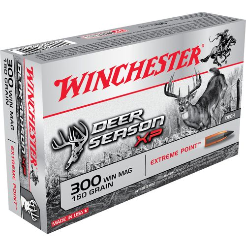Winchester Deer Season XP .300 Winchester Mag 150-Grain Rifle Ammunition - view number 1