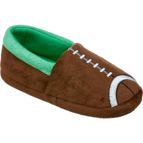 Austin Trading Co. Kids' Football Slippers - view number 2